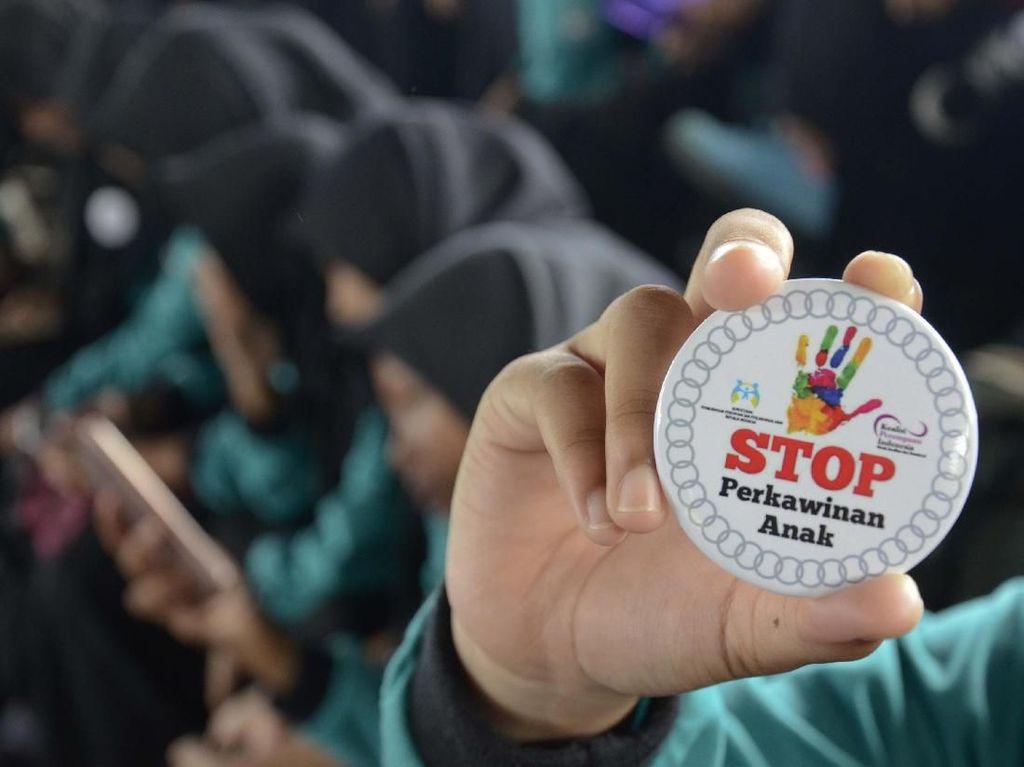 Deklarasi Gerakan Bersama Stop Perkawinan Anak