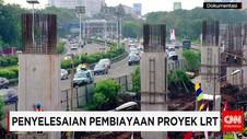 Pemerintah Pastikan Pembiayaan LRT Rp 29,9 T Selesai Desember