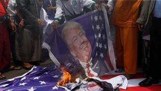 Tokoh Lintas Agama Tolak Keputusan Sepihak Donald Trump
