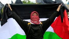 Maklumat FPI: Warga Wajib Ikut Aksi Bela Palestina di Monas