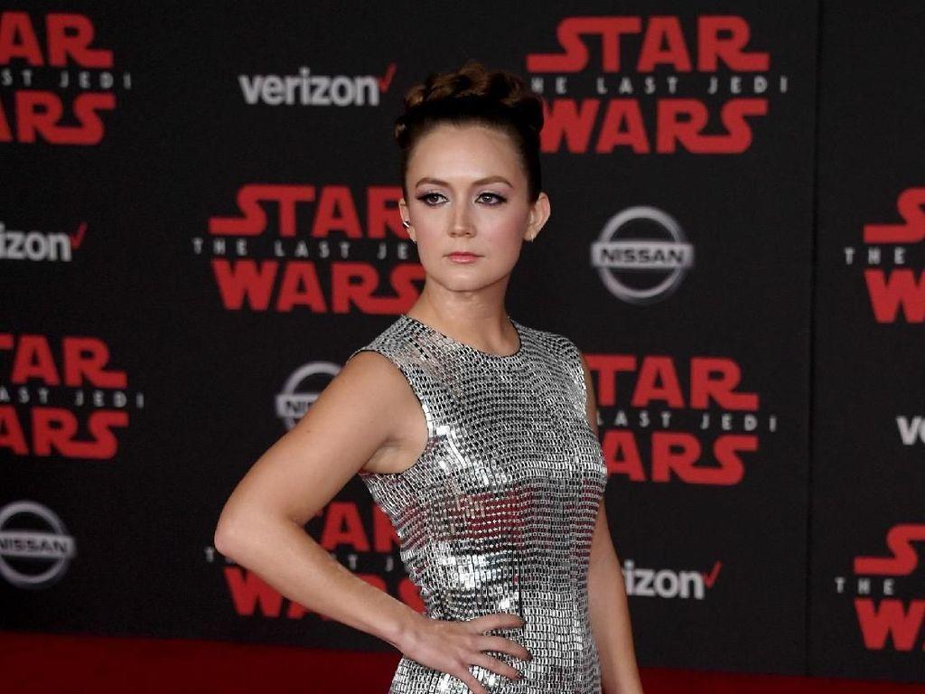 Foto: Para Bintang Star Wars Tampil Berkilau di Premier The Last Jedi
