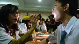 Kemenkes Sebut Tiup Terompet Berpotensi Tularkan Difteri
