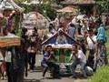 FOTO: Merayakan Maulid Nabi dengan Dongdang untuk Kerukunan