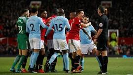 Man United Sudah 1.277 Hari Tak Kalahkan Man City di Kandang