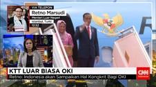 Retno Marsudi: Tidak Hanya Indonesia Tolak Keputusan Trump