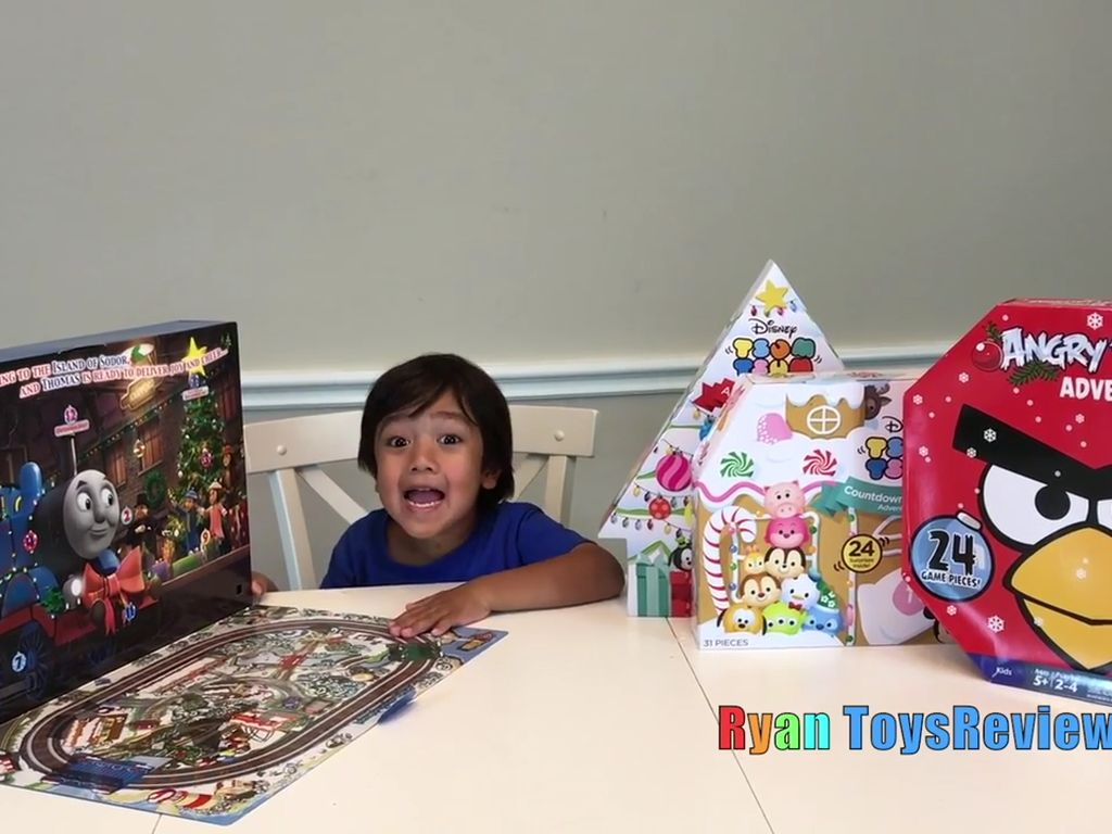 Wow, Bocah 7 Tahun Ini Raup Rp 144 Miliar Pertahun dari Bikin Video