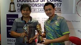 Kejuaraan Khusus Ganda Digelar untuk Regenerasi Atlet