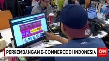 Sebagian Besar Produk di E-commerce Merupakan Barang Impor