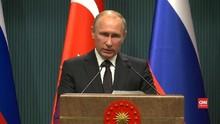Menang Pemilu, Putin Tak Lagi Nafsu 'Lomba' Senjata