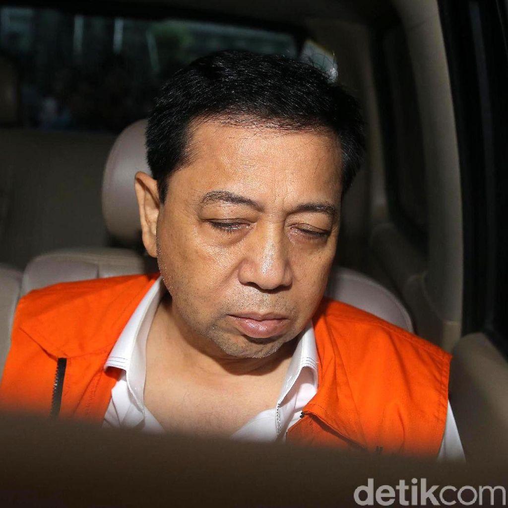 Dokter Sebut Aphasia di Sidang Setya Novanto, Gangguan Apa Sih Itu?