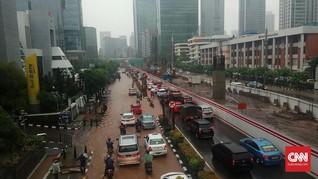 Pembangunan MRT dan LRT Disebut Picu Genangan saat Hujan