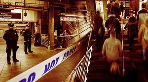 Upaya Teror di New York