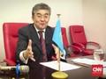 Letak Geografis Jadi Tantangan Perdagangan RI-Kazakhstan