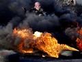 FOTO: Protes Hari Kelima, Jalur Gaza-Tepi Barat Kian Panas