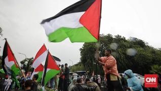 Kedubes AS Jadi Sasaran Aksi Pembebasan Palestina 11 Mei