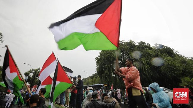 Saudi Bantah Tawarkan Abu Dis Jadi Ibu Kota Palestina