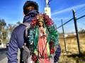 FOTO: Khidmat Memuja Bunda Maria di Meksiko