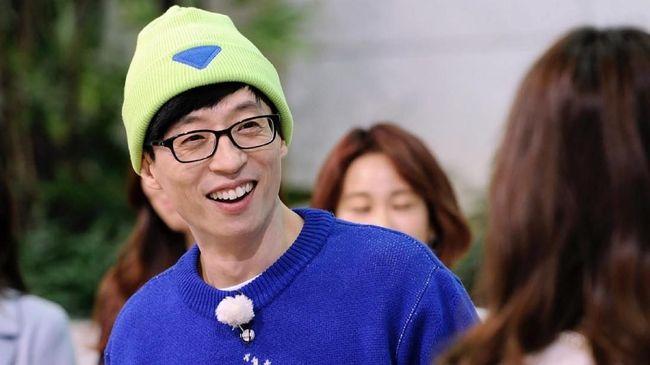 Yoo Jae Suk, Komedian Terbaik Korea 6 Tahun Berturut-turut