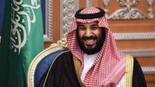 Sambut Pangeran, Trump Puji Penjualan Alutsista ke Saudi