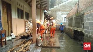 Pantau Banjir di Jakarta Lewat Aplikasi