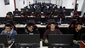 FOTO: Tren Game e-Sport Menjamur di China