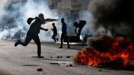 Balas Serangan Roket, Israel Gempur Jalur Gaza