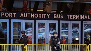 Pelaku Bom New York Dikenakan Tuduhan Ancaman Teror