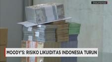 Risiko Likuiditas Indonesia Turun