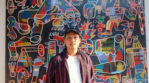 Abenk Alter, Mantap Sebagai Seniman Visual