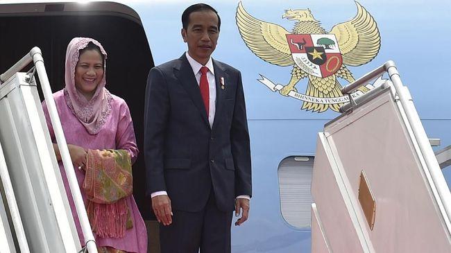 Jokowi Jamin Hak Perempuan dalam Pendidikan dan Karier