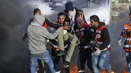Jet Tempur Israel Bombardir Gaza, Dua Warga Palestina Terluka