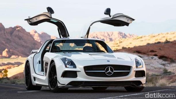 10 Mobil Sport yang Paling Banyak Dicicil