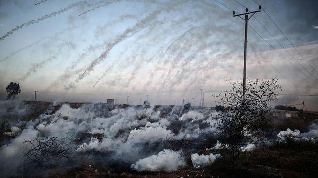 Situasi Memanas, Israel Tutup Perbatasan Gaza