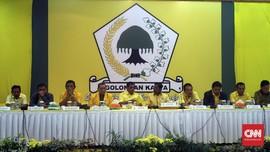 Kader Golkar Sebut Desakan Pleno Bukan untuk Ganti Airlangga