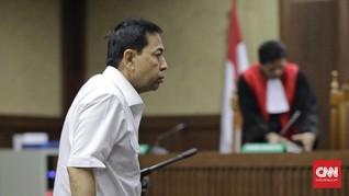 KPK Minta Setnov Buka-bukaan di Sidang Korupsi e-KTP