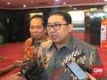 DPR, Polri, KPK, KPU dan Bawalsu Rapat soal Pilkada Serentak
