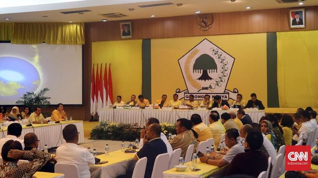 Caleg Golkar Bentuk Go Prabu Dukung Prabowo-Sandi