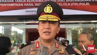 Polri Tunggu Pemeriksaan Tiga WNI Terduga Teroris di Malaysia