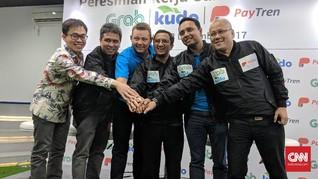 Menakar Buah Kerja Sama Grab - PayTren
