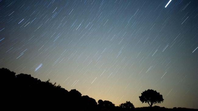 Hujan Meteor Geminid Bisa Dilihat di Indonesia Malam Ini