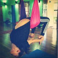 Dibandingkan olahraga lain yang ia lakukan seperti poledance, Luna merasa pilates lebih mudah dilakukan. (Foto: Instagram/lunamaya)