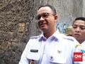 Anies akan Naturalisasi Sungai dan Geser Rumah di Jati Padang