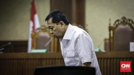 MK: Sidang Perdana Tipikor Gugurkan Praperadilan Setnov