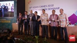 INASGOC Belum Temukan Solusi Atasi Macet Jelang Asian Games