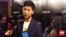 Uber Belum Mau Sediakan Opsi Pembayaran Nontunai di Indonesia