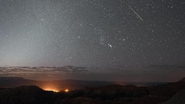 Asal Usul Nama Hujan Meteor Quadrantids, Pereids, & Geminids