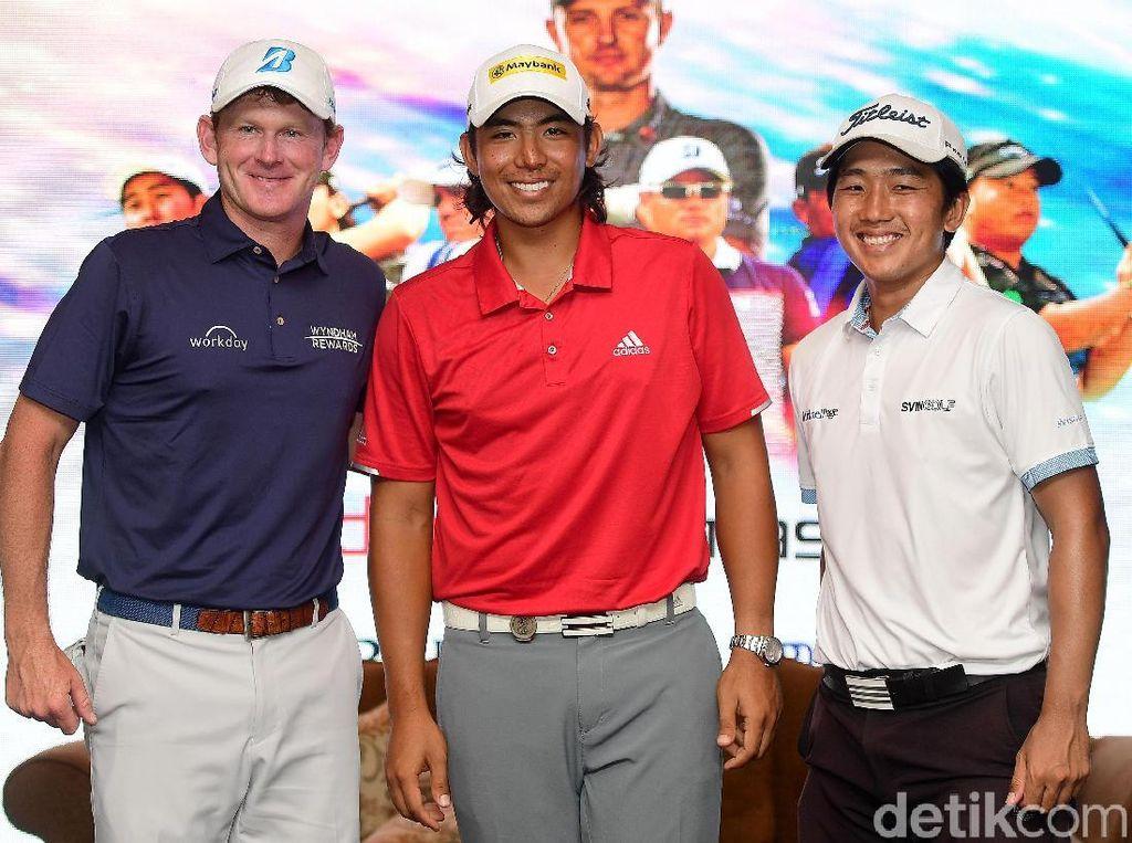 Pegolf Dunia Ramaikan Indonesian Masters