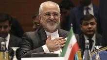 Menlu Iran Secara Mengejutkan Sambangi KTT G7 di Perancis