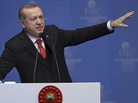 Erdogan Cari Celah PBB Batalkan Keputusan AS soal Yerusalem