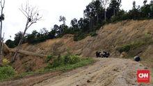 Pekerja Jalan Trans Papua Tewas Diberondong Tembakan